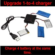 Upgrade 1-to-4 multifunction balance charger wholesale for rc helicopter,Quadrocopter,UFO