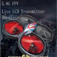 WLtoys V666 RC Quadcopter WL toys V666 Quadcopter parts Large-Quadcopter-all FPV-Quadcopter-all