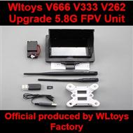 Wltoys V666 V333 V262 V912 RC Quadcopter parts WL toys V666 Upgrade 5.8G FPV Unit