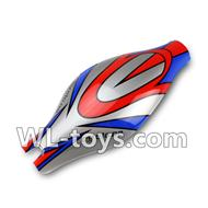 WLtoys V666 RC Quadcopter WL toys V666 parts-02 Head cover(Red&Blue& Gray)