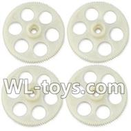 WLtoys V666 RC Quadcopter parts WL toys V666 parts-11 Main gear(4pcs)
