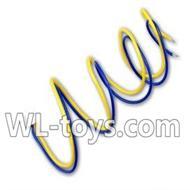 WLtoys V666 RC Quadcopter parts WL toys V666 parts-26 Plug wire for the Light