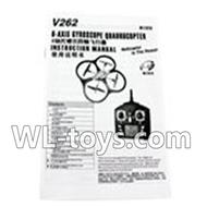WLtoys V666 RC Quadcopter parts WL toys V666 parts-29 Manual