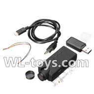 WLtoys V666 RC Quadcopter parts WL toys V666 parts-32 5,000,000 Pixels,1080P HD Camera unit(Include camera,USB,Data line,Wire)