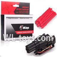 WLtoys V666 RC Quadcopter parts WL toys V666 parts-33 Fired missiles device