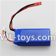 WLtoys V666 RC Quadcopter parts WL toys V666 parts-37 Official 7.4v 1200mah Battery