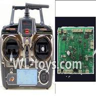 WLtoys V666 RC Quadcopter parts WL toys V666 parts-41 Transmitter & Circuit board