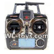 WLtoys V666 RC Quadcopter parts WL toys V666 parts-42 Transmitter,Remote control