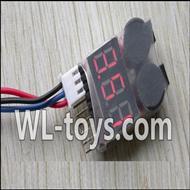 WLtoys V666 RC Quadcopter parts WL toys V666 parts-44 Quadrocopter alarm