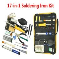 17-in-1 60W Soldering iron kit set ,rc helicopter parts