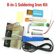 8-in-1 60W Soldering iron kit set, rc helicopter parts