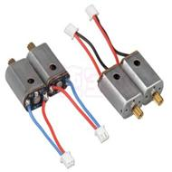 Wltoys Q333 Spare Parts-42-02 Main Motor(4pcs)-(2X CW+2X CCW)-This is New version,so you must use 4pcs motor together with your drone-Wltoys Q333 RC Quadcopter Drone Spare Parts Accessories,Wltoys Model Q333 Replacement Accessories