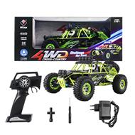 Wltoys 12428 RC Car,1/12 1:12 electric rc car truck,4WD remote control cross-country rock crawler with big wheels, 50km/h high,rc racing car Parts,On Road Drift Racing Truck Car Wltoys-Car-All