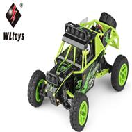 WLtoys 18428 rc car Wltoys 18428 High speed 1/18 1:18 Full-scale rc racing car,1: 18 Nini Electric four-wheel-climbing car with Brake Function-Green color Wltoys-Car-All