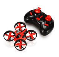 Eachine E010 RC Quadcopter Drone,Eachine E010 2.4G Gyroscope MINI Flying saucer Quadcopter flying drone-Red