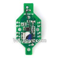 Eachine E010 Spare Parts-34 Circuit board,Receiver board,Eachine E010 RC Quadcopter Drone Spare Parts Replacement Accessories