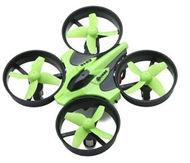 Eachine E010 Spare Parts-37 BNF(Only the Quadcopter,No battery,No charger,No transmitter)-Green,Eachine E010 RC Quadcopter Drone Spare Parts Replacement Accessories