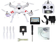 BaYang X16 Quadcopter(include the 2,000,000 Pixels Wifi Camera and Mobile phone holder),BaYang X16 RC Quadcopter Drone