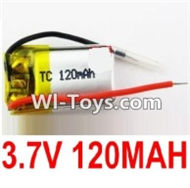 3.7V Battery-3.7V 120MAH 15C Battery with Two Wire-651522,Size:22X15X6.5mm,Weight:3.53g,3.7V Lipo Battery,3.7V Li-ion Battery