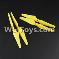BoMing M50 Spare Parts-01-01 Main rotor blades,Propellers(4pcs)Bo Ming BoMing M50 RC Quadcopter Drone Spare Parts Replacement Accessories M50