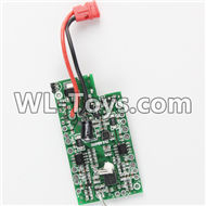 BoMing M50 Spare Parts-13-03 Circuit board,Receiver boardBo Ming BoMing M50 RC Quadcopter Drone Spare Parts Replacement Accessories M50