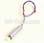 JJRC 27-rotating Motor with red and Blue wire(1pcs) for JJRC H12 H2C H12D RC Quadcopter parts,Drone JJRC parts
