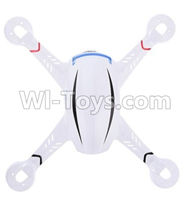 JJRC 42-Upper Shell cover-White for JJRC H12 H2C H12D RC Quadcopter parts,Drone parts