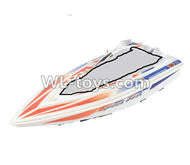 Double Horse DH 7001 RC boat parts ,Shuang Ma 7001 parts-03 Bottom boat body
