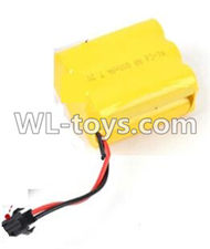 Double Horse DH 7001 RC boat parts ,Shuang Ma 7001 parts-06 Official 7.2V 900Mah batteries