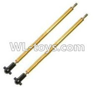 Double Horse DH 7001 RC boat parts ,Shuang Ma 7001 parts-11 Left and Right Drive Shaft Kit
