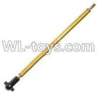 Double Horse DH 7001 RC boat parts ,Shuang Ma 7001 parts-12 Left Drive Shaft Kit