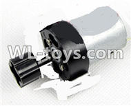 Double Horse DH 7001 RC boat parts ,Shuang Ma 7001 parts-14 Main motor with Drive shaft connections and fixtures