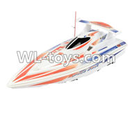Double Horse DH 7001 RC boat parts ,Shuang Ma 7001 parts-24 BNF(Only the whole boat,No battery,No charger,No Transmitter)