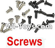 Fayee FY550 parts-28 Screws set,FAYEE FY550 RC Quadcopter Drone Spare Parts Accessories,FY550 RC Drone Replacement parts