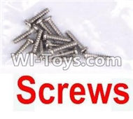BOLON K-896 Parts-33 Screws set,BOLON K-896 RC Quadcopter Drone Spare Parts Accessories,BOLON TOYS K896 Replacement Parts