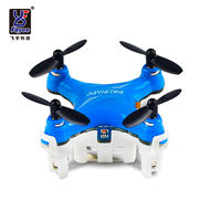 Fayee FY804 Pocket Drone 4CH 6Axis Gyro Headless Mode Quadcopter-Blue