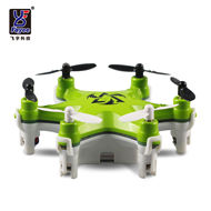 Fayee FY805 Pocket Drone Hexacopter,4CH 6 Axis Gyro Headless Mode Quadcopter Helicopter-Green