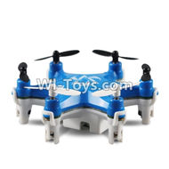 Fayee FY805 Parts-27 BNF-Blue(Only Hexacopter,No transmitter,No USB charger,Include the Battery,Fayee FY805 RC Hexacopter Drone Spare Parts,FY805 Quadcopter Replacement Accessories