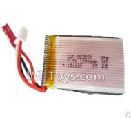 HuaJun W606-2 Parts-31 Official 7.4V 1200MAH Battery(1pcs),HuaJun Toys W606-2 RC Quadcopter Drone Spare Parts,HJ Toys W606-2 Accessoriess Replacement