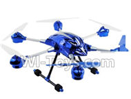 HuaJun Toys HJ816 HJ817 RC Hexacopter Drone(Iclude the 3,000,000 Pixels Camera unit,USB Reader,4GB Memory card),HuaJun Toys HJ816 HJ817 RC Hexadcopter Drone Spare Parts,HJ Toys HJ816 HJ817 Accessoriess Replacement