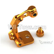 JJPRO P130 Spare Parts-08-01 Upgrade Metal mounting bracket For the FPV Display-Golden,JJRC JJPRO P130 RC Quadcopter Drone Spare Parts Replacement Accessories