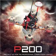 JJPRO P200 Racing Drone JJRC JJPRO P200 RC Quadcopter Drone