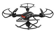 JJRC H12C Quadcopter,RC Drone(Include the HD 2,000,000 Pixels Camera unit,Can remote video and Remote take photo)