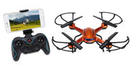 JJRC H12W RC Quadcopter JJRC H12W UFO,JJRC H12W RC drone (with real-time transmission Funtion by your phone )