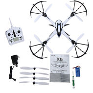 YiZhan X6C Quadcopter(Include the HD 2,000,000 Pixels Camera unit, Can remote video and Remote take photo) For YiZhan X6 RC Quadcopter,Drone Spare parts