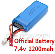 YiZhan X6 Parts-16 Official 7.4v 1200mah 30c battery For YiZhan X6 RC Quadcopter,Drone Spare parts