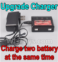 YiZhan X6 Parts-19 Upgrade Charger and Balance chager( Can charge two battery at the same time ) For YiZhan X6 RC Quadcopter,Drone Spare parts