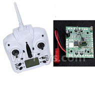 YiZhan X6 Parts-33 Official Transmitter & Circuit board For YiZhan X6 RC Quadcopter,Drone Spare parts