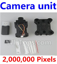YiZhan X6 Parts-37 2,00,000 Pixels Camera unit(Include PTZ,Camera,Reader,Memory card) For YiZhan X6 RC Quadcopter,Drone Spare parts