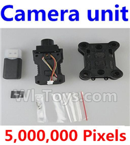 YiZhan X6 Parts-38 HD 5,00,000 Pixels Camera unit(Include PTZ,Camera,Reader,Memory card) For YiZhan X6 RC Quadcopter,Drone Spare parts